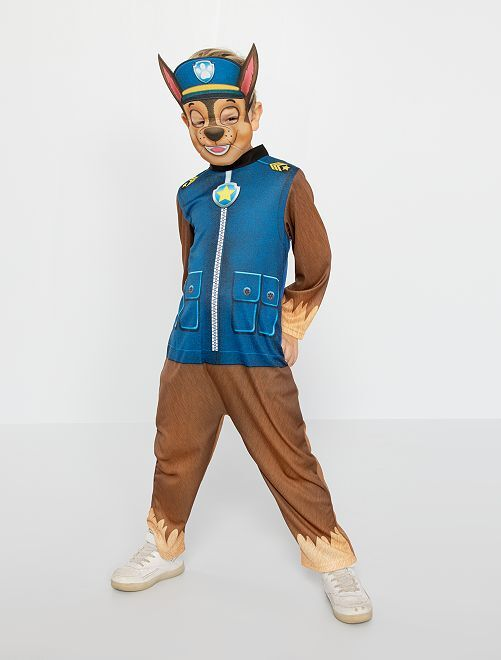 Costume 'Paw Patrol'                             blu/marrone