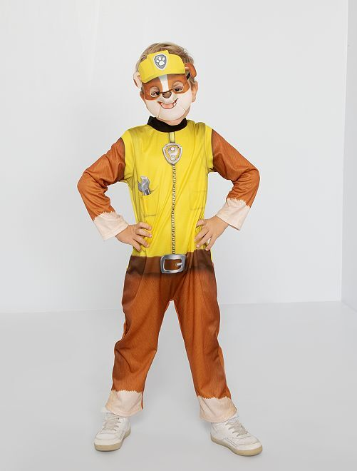 Costume 'Paw Patrol'                             GIALLO
