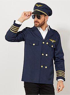 Travestimenti uomo - Costume pilota di volo - Kiabi