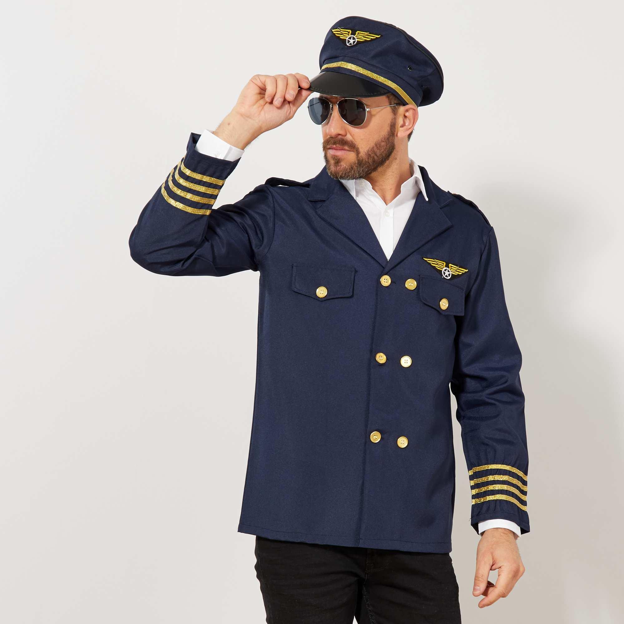 Costume pilota di volo