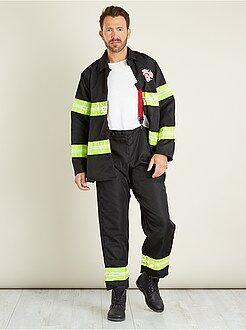 Travestimenti uomo nero - Costume pompiere - Kiabi