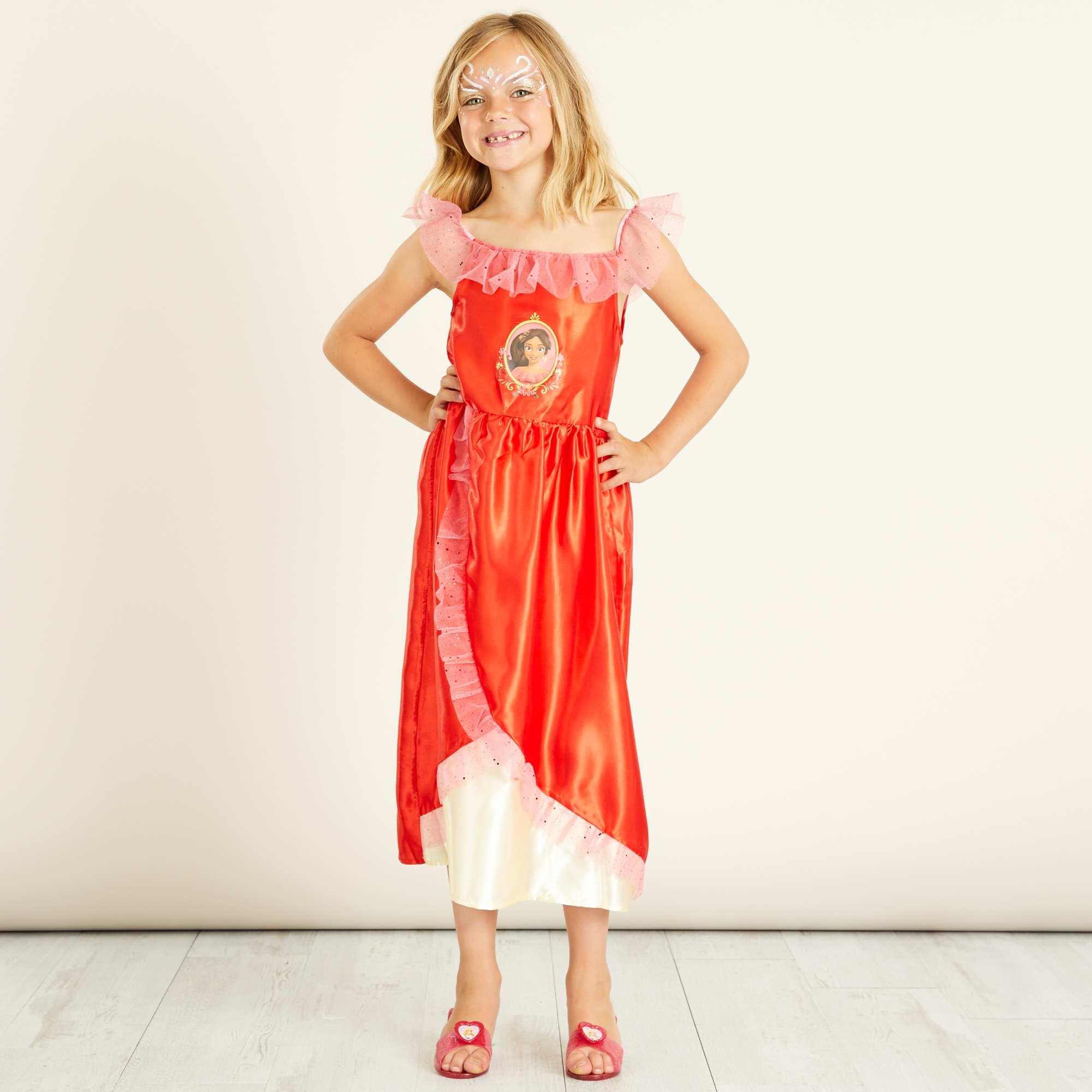 Top Costume principessa 'Elena d'Avalor' Bambini - rosso - Kiabi - 25,00€ UQ72