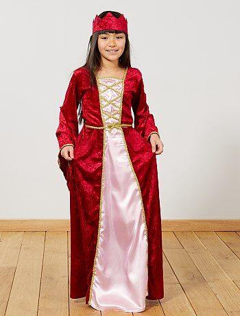 Bambini - Costume principessa medievale - Kiabi