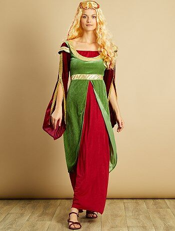 Costume principessa medievale - Kiabi bb6c697b354