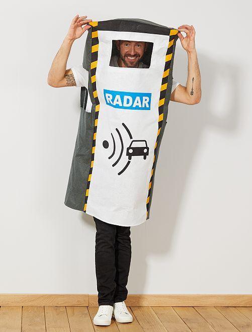 Costume radar automatico                             grigio Uomo