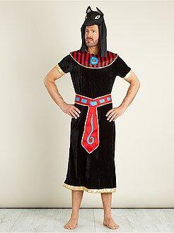 Travestimenti uomo nero - Costume re egiziano - Kiabi