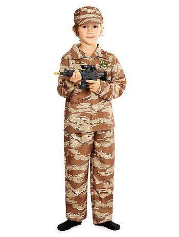 Costume soldato - Kiabi