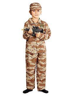 Bambini Costume soldato