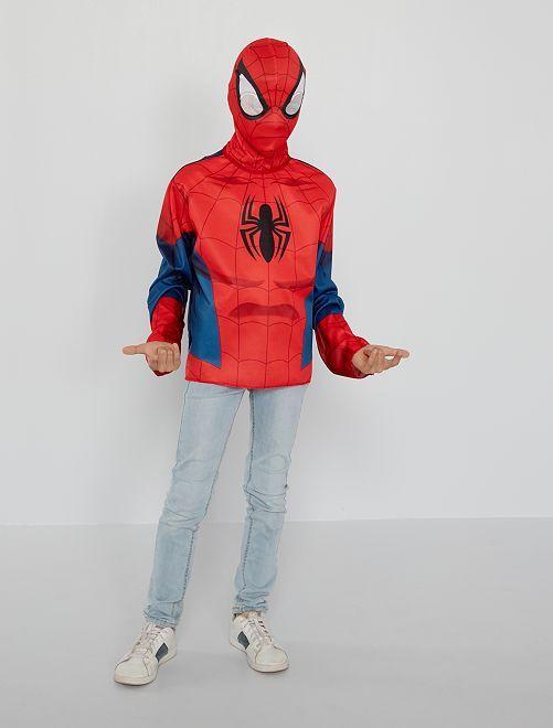 Costume 'Spider-Man'                             blu/rosso