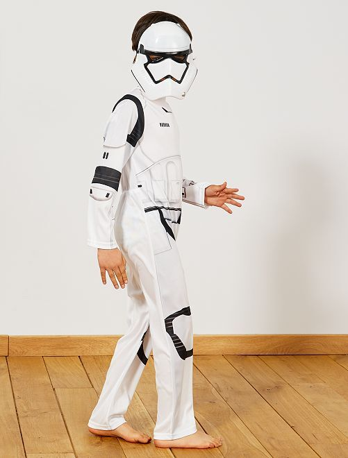 Costume 'Stormtrooper'                             bianco Bambini