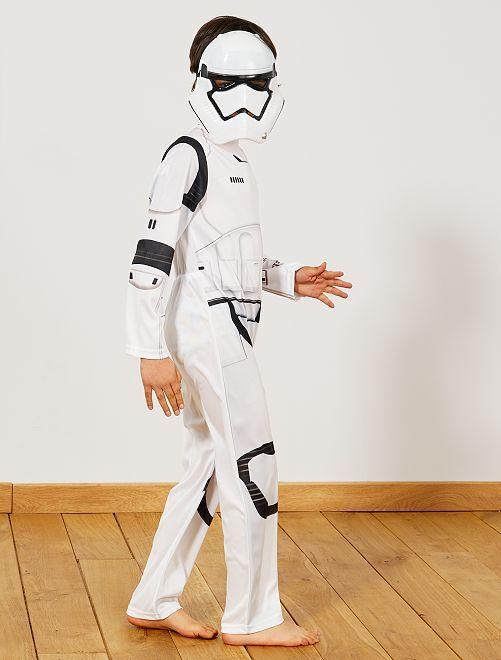 Costume 'Stormtrooper'                             bianco