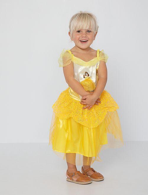 Costume vestito 'Belle'                             GIALLO