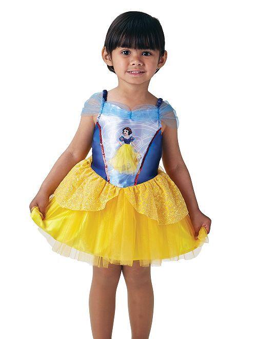 Costume vestito 'Biancaneve'                             blu/giallo