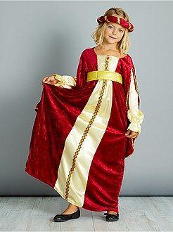 Bambini Costume vestito medievale