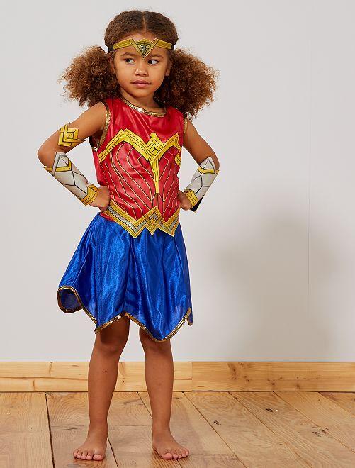 Costume 'Wonder Woman'                             BLU