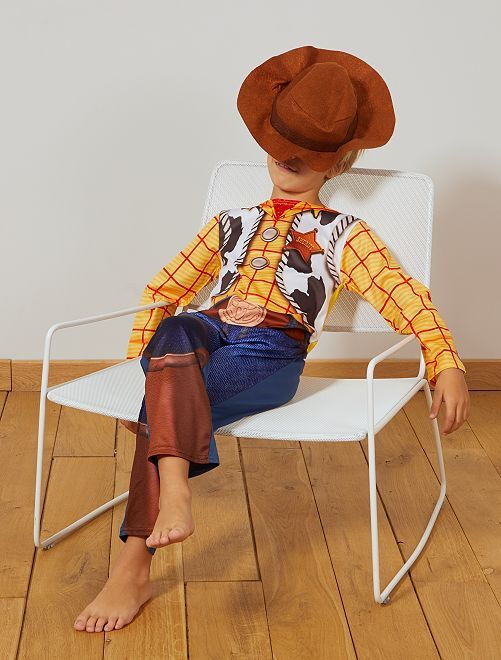Costume 'Woody Toy Story'                             blu/marrone