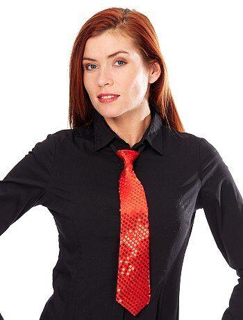 Cravatta con lustrini - Kiabi