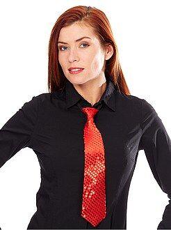 Accessori - Cravatta con lustrini