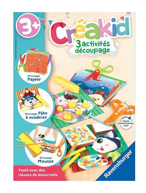 Creakid mini decoupage                             multicolore