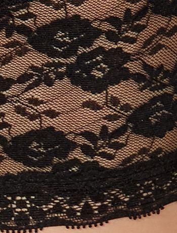 08cef4d4173d Culotte pizzo  Mojito Lingerie  Intimo dalla s alla xxl - nero ...