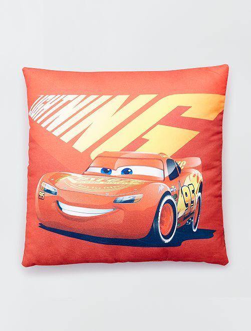 Cuscino 'Cars'                             rosso