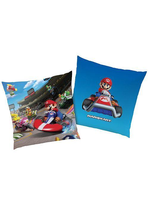 Cuscino 'Mario Kart'                             BLU