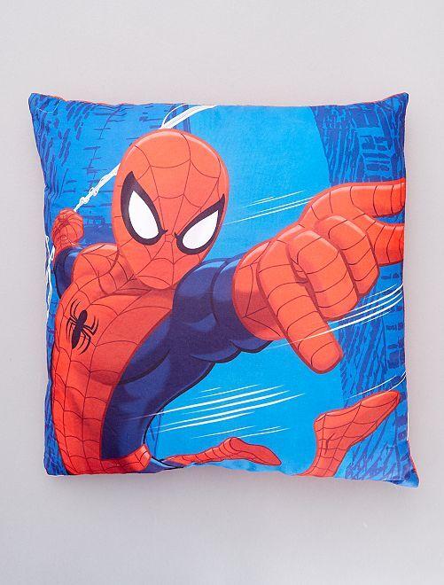 Cuscino 'Spider Man'                             blu/rosso