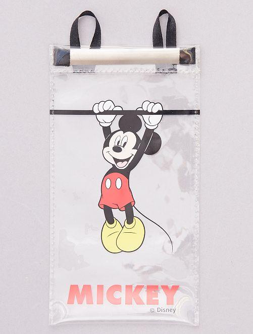 Custodia per occhiali 'Topolino' di 'Disney'                             rosso