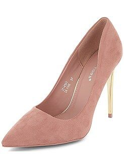 Trendy dcollet Scarpe da donna comoda 6790 rosa antico 38