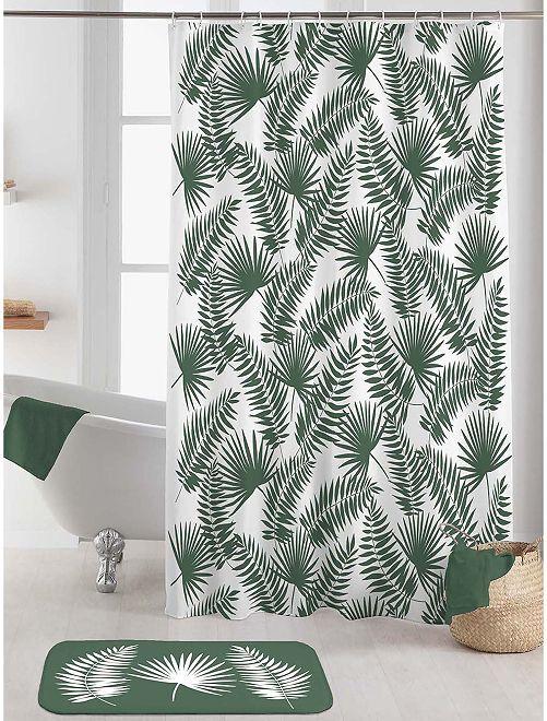Dimensioni: 180 x 200 cm                             bianco/verde