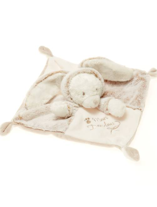 Doudou coniglio orso                             beige/blanc Neonato