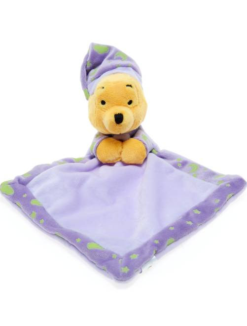 Doudou luminescente 'Winnie the Pooh'                             rosa Neonata
