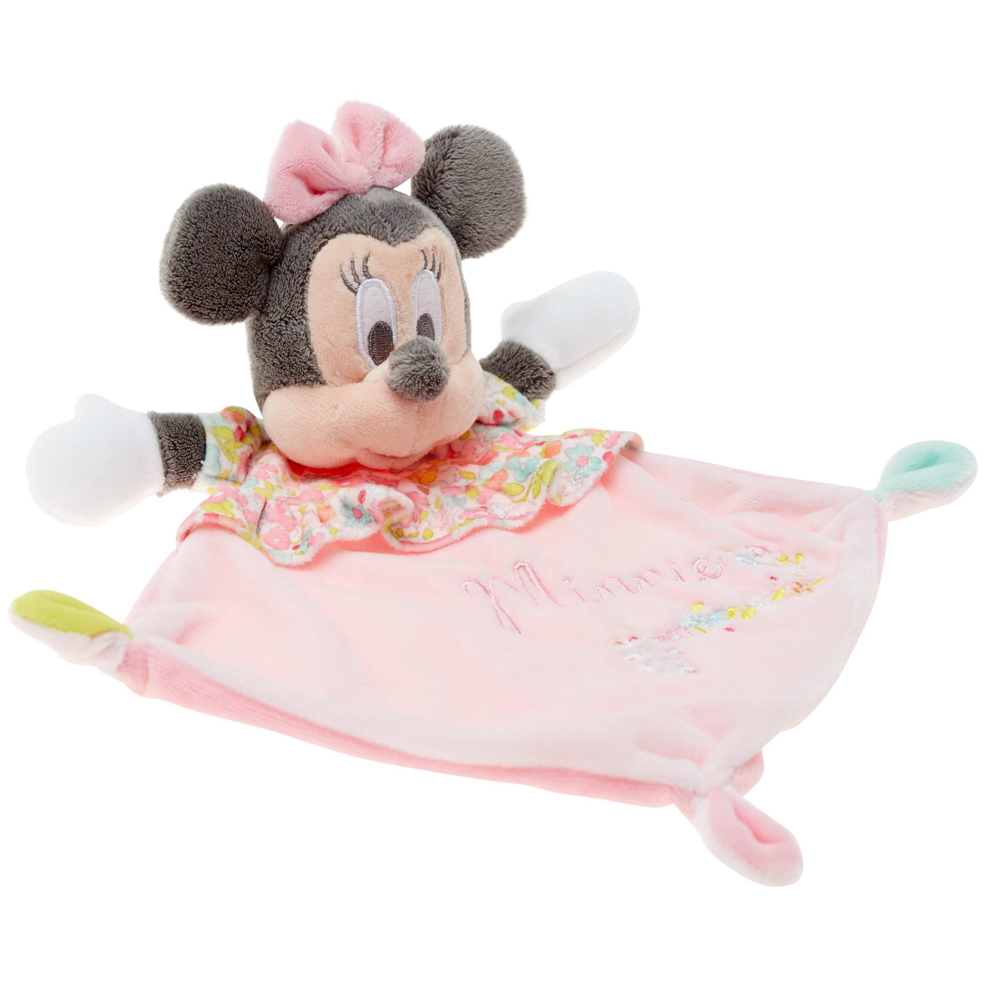 doudou 39 minnie 39 della 39 disney 39 neonata rosa kiabi 9 00. Black Bedroom Furniture Sets. Home Design Ideas