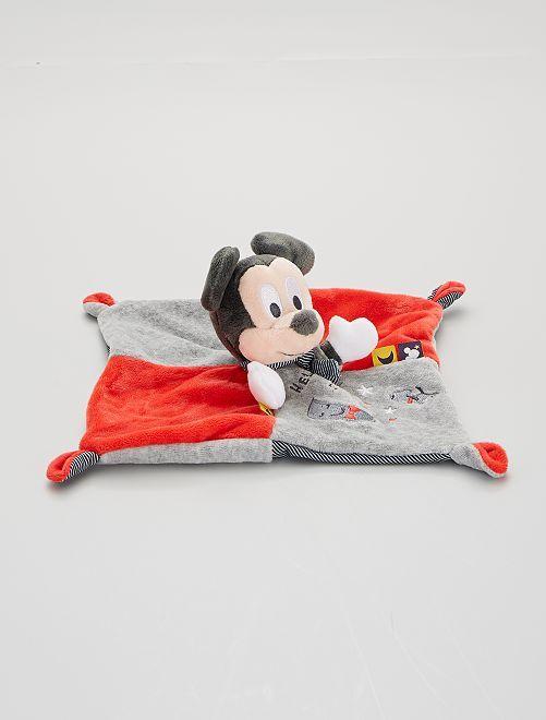 Doudou 'Topolino' di 'Disney'                             grigio rosso