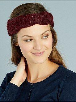Accessori per capelli - Fascia maglia