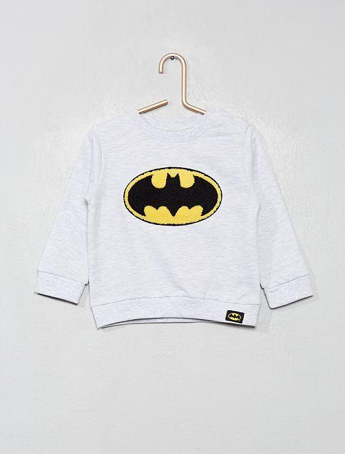 Felpa 'Batman'                             GRIGIO