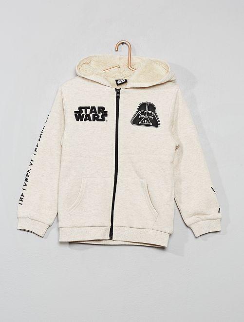 Felpa con cappuccio 'Star Wars'                             BEIGE