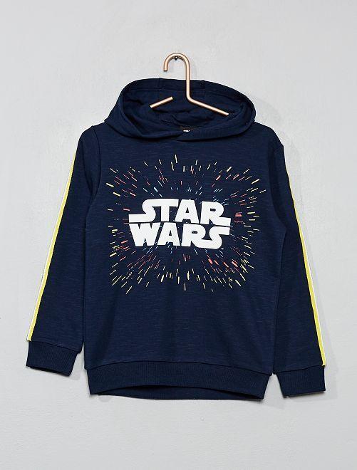 Felpa con cappuccio 'Star Wars'                             BLU