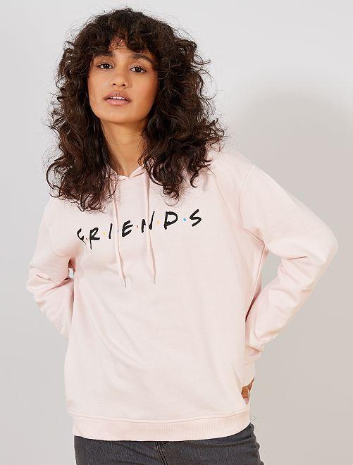 Felpa 'Friends'                             ROSA Donna