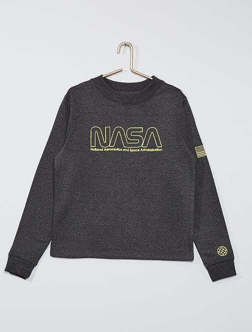 Felpa 'NASA'                             GRIGIO