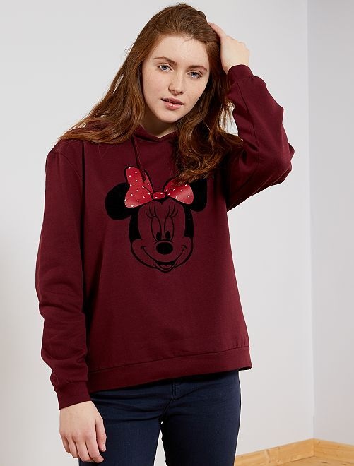 Felpa principessa 'Disney'                             VIOLA/MINNIE Donna