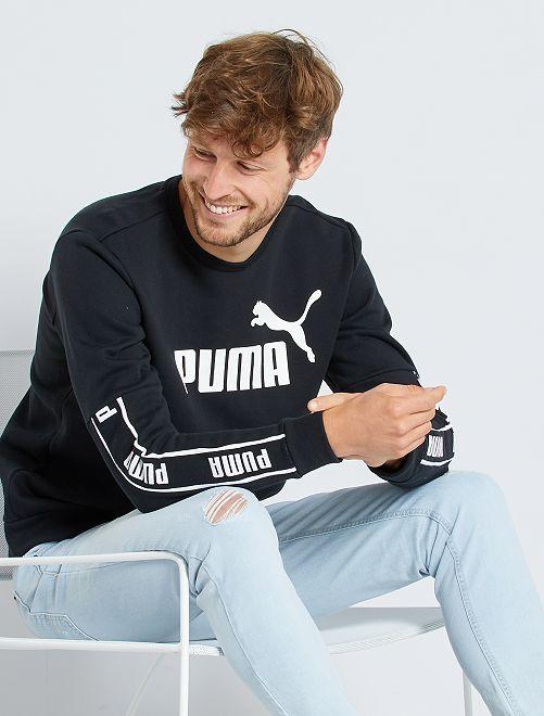 Felpa 'Puma'                             NERO