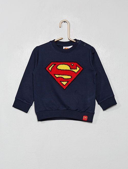 Felpa 'Superman'                             BLU