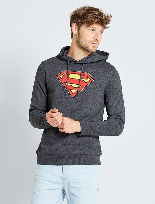 Felpa 'Superman'                             GRIGIO