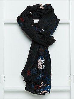 Foulard, sciarpe - Foulard tessuto stampato