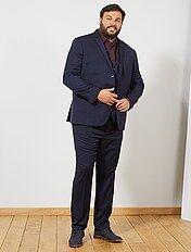 giacca classica uomo taglia grande
