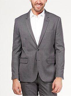 Cappotti, giacche - Giacca abito taglio dritto