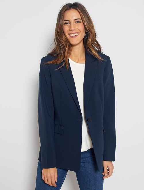 Giacca blazer                                                                     blu