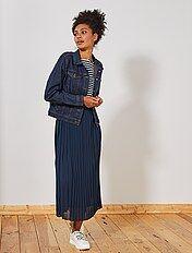 official photos 8ff49 e58b5 Giacca jeans Donna | Kiabi