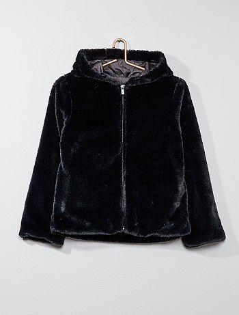Giacca pelliccia ecologica - Kiabi